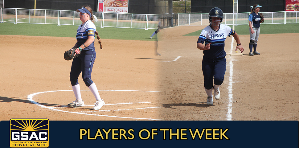Photo for Kuper, Neal Selected as GSAC Players of the Week