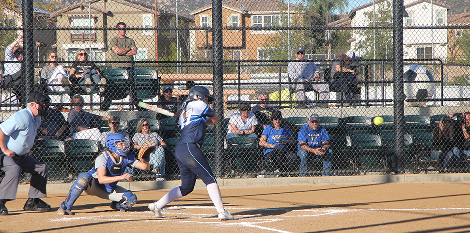 Photo for Softball Sets Wins Record; Advances to Day 3