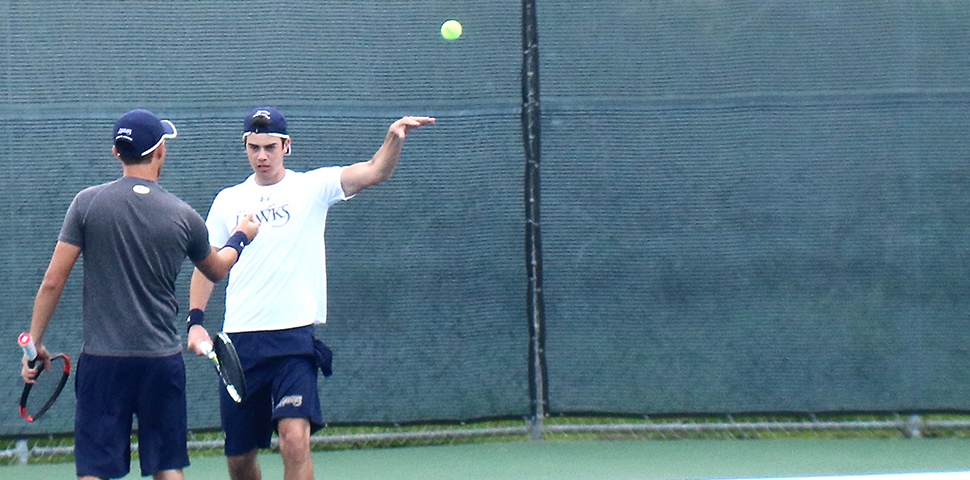 Photo for Men's Tennis Ends Tournament Run, Fall to Keiser 5-1