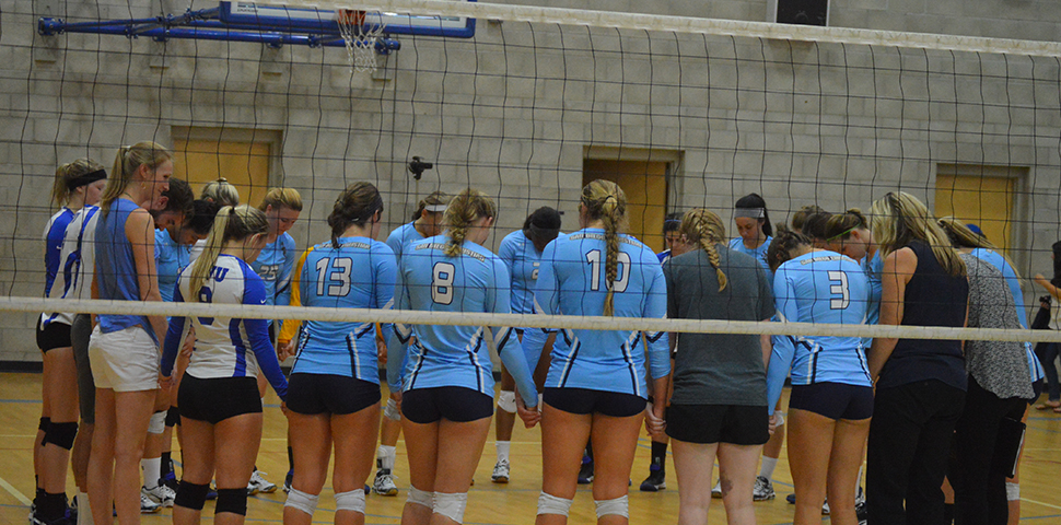Photo for Hawks Score First but Fall to Menlo in Four Sets