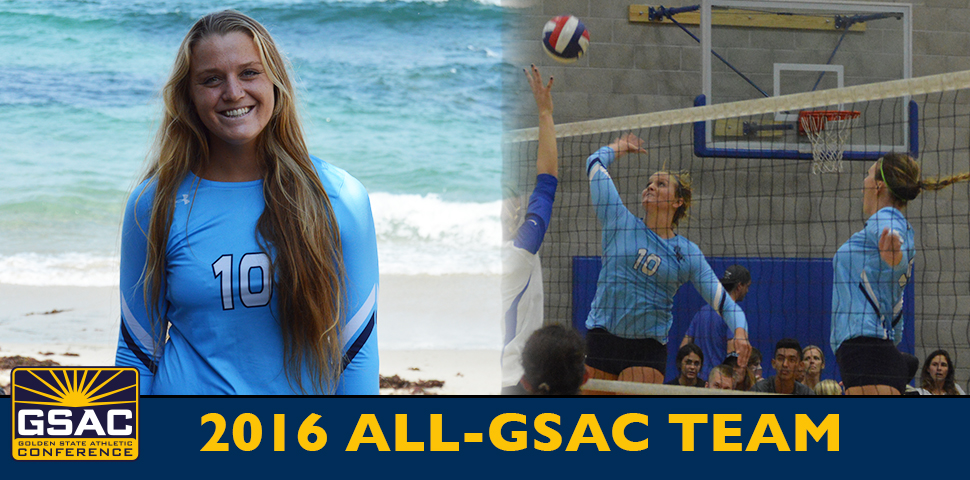 Photo for Molly Witzmann Named to All-GSAC Team