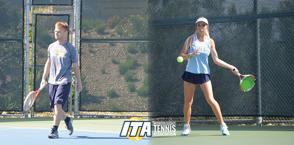 Photo for Tennis Teams Earn ITA Academic Awards