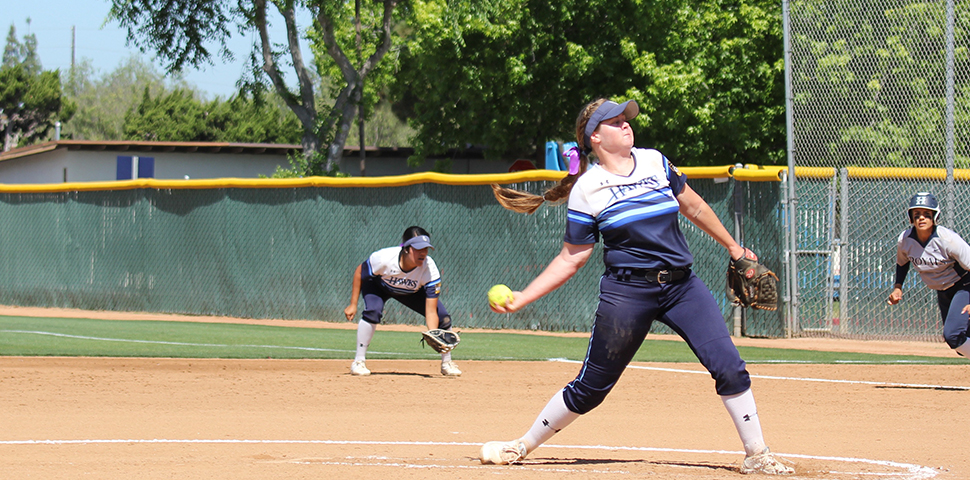 Photo for Softball Survives in GSAC Tournament, Advance to Day 2