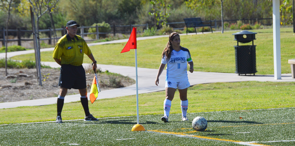 Photo for Danielle Kashou Converts PK in 4-1 Loss to No. 4 Westmont