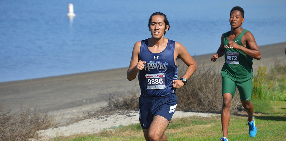 Photo for Camacho, Borsos Finish Tops For SDC in UCSD Classic
