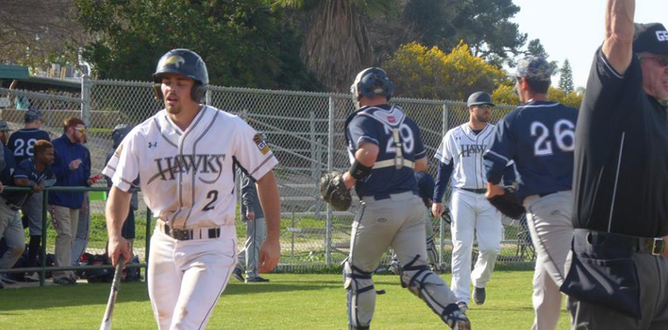 Photo for Baseball Drops Game 1 Against Vanguard