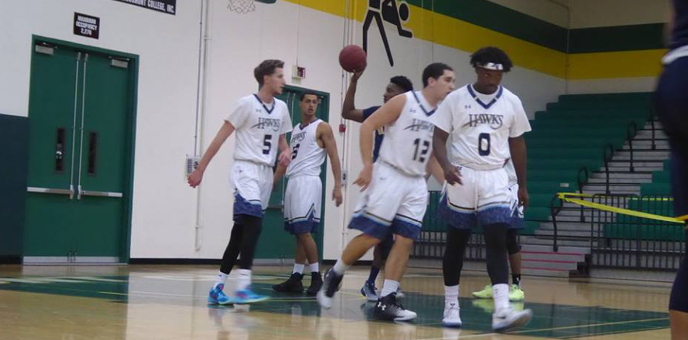 Photo for Men's Basketball Defeats Vanguard in OT