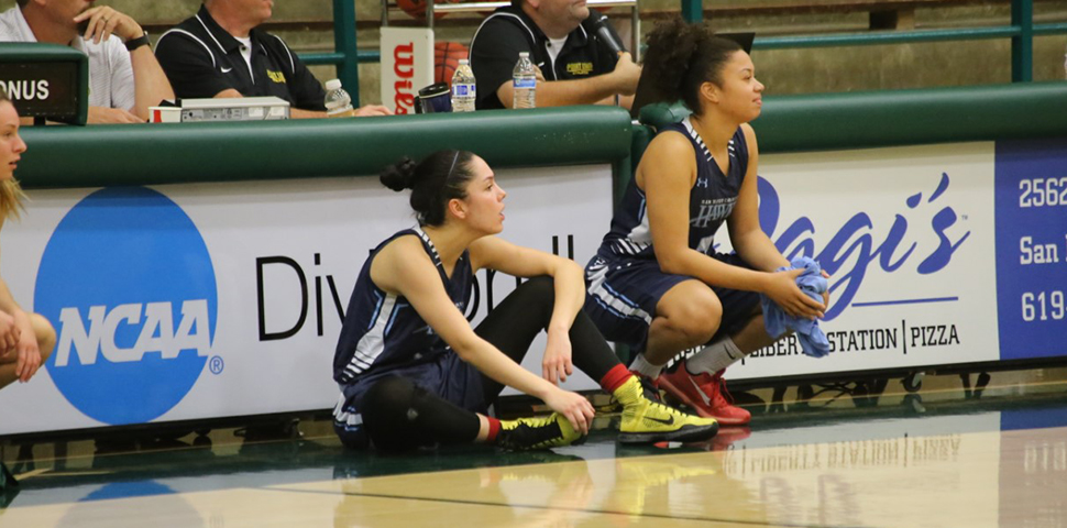 Photo for Toehe, Hawks Defeat HIU for 12th Win of the Year