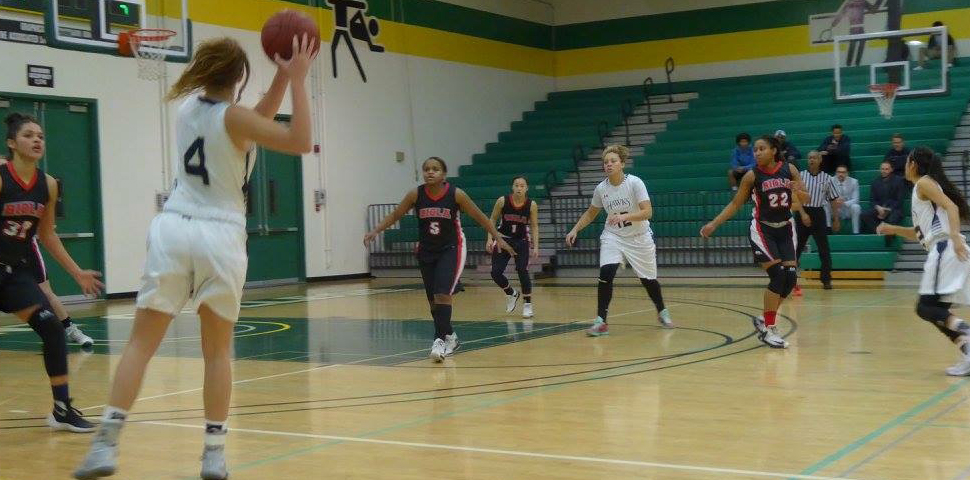 Photo for Women's Basketball Ends Skid, Defeat William Jessup by Three