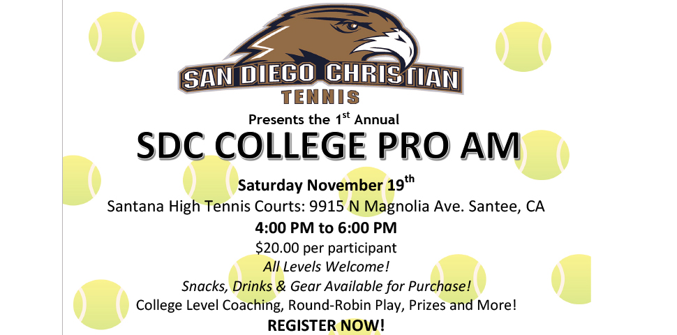 Photo for SDC Tennis Team to Host Clinic Saturday