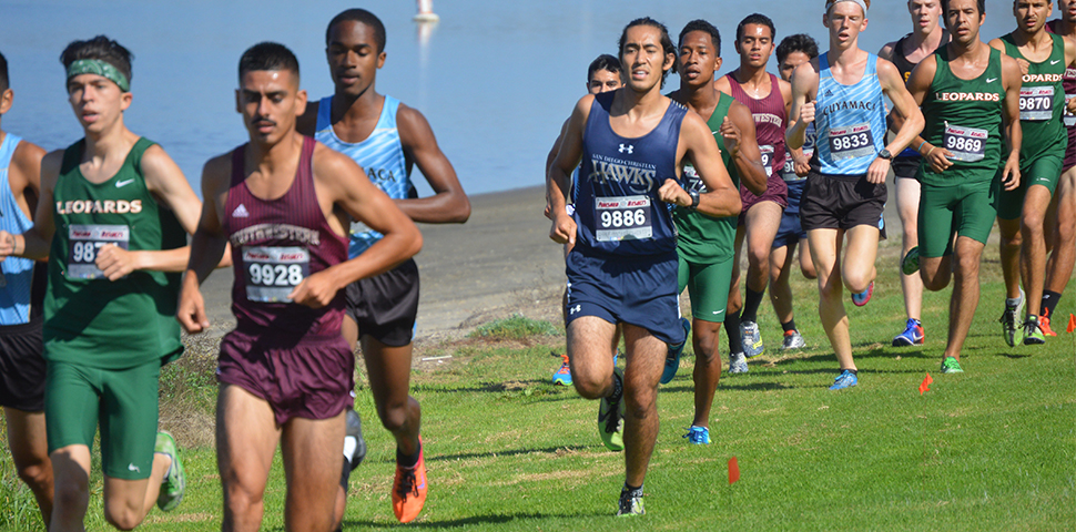 Photo for Hawks Race Locally in SDSU Invitational