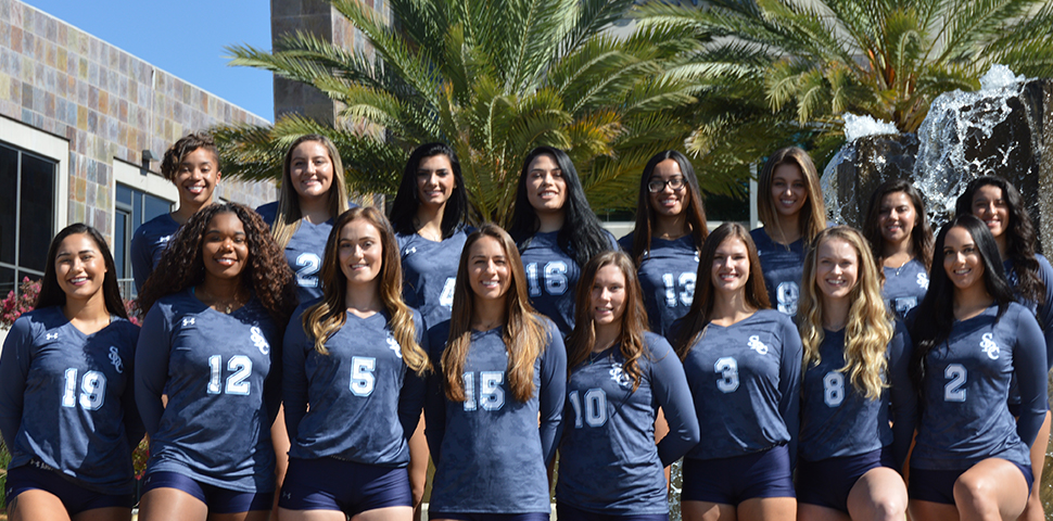 Photo for Women's Volleyball Earns First GSAC Win of Season Over Jessup