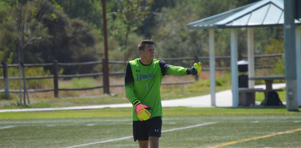Westmont Blanks Men's Soccer